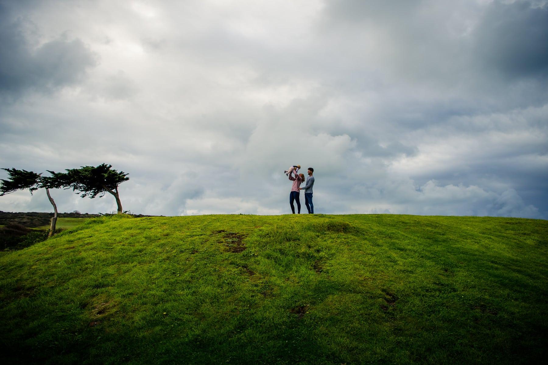 Family photographer Teignmouth